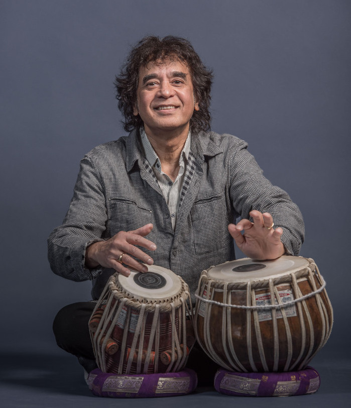 Sing Out Features Indian Musician and Tabla Master Zakir Hussain