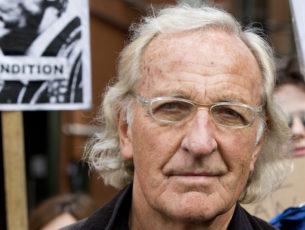 Interview – John Pilger on Assange (audio)
