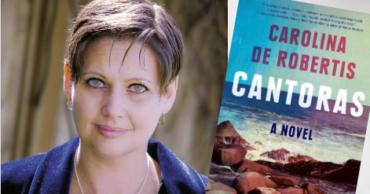 Carolina de Robertis with Cantoras cover