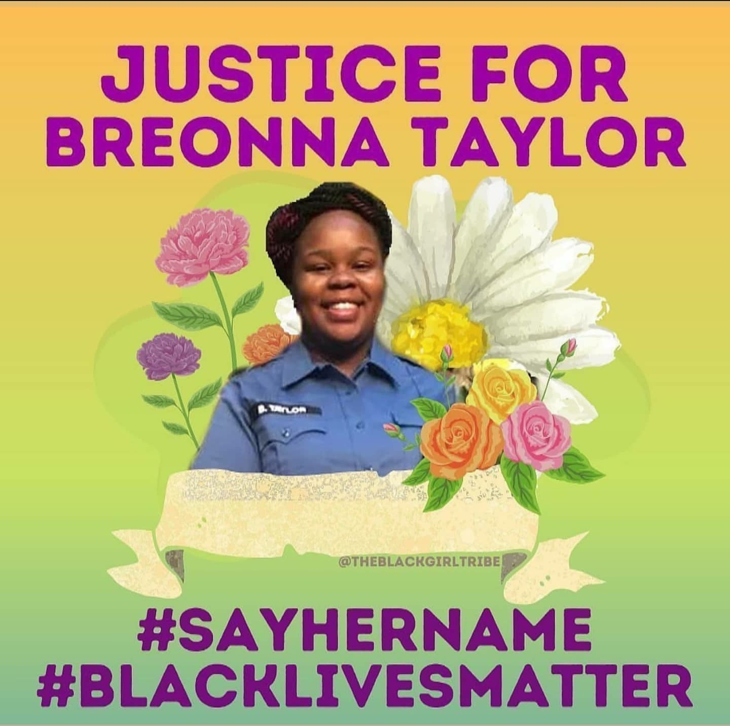 Justice For Breonna Taylor Kpfa