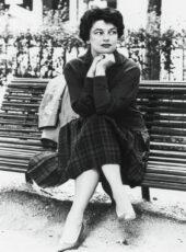 Mavis Gallant in the 1950s