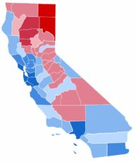California Ballot Breakdown