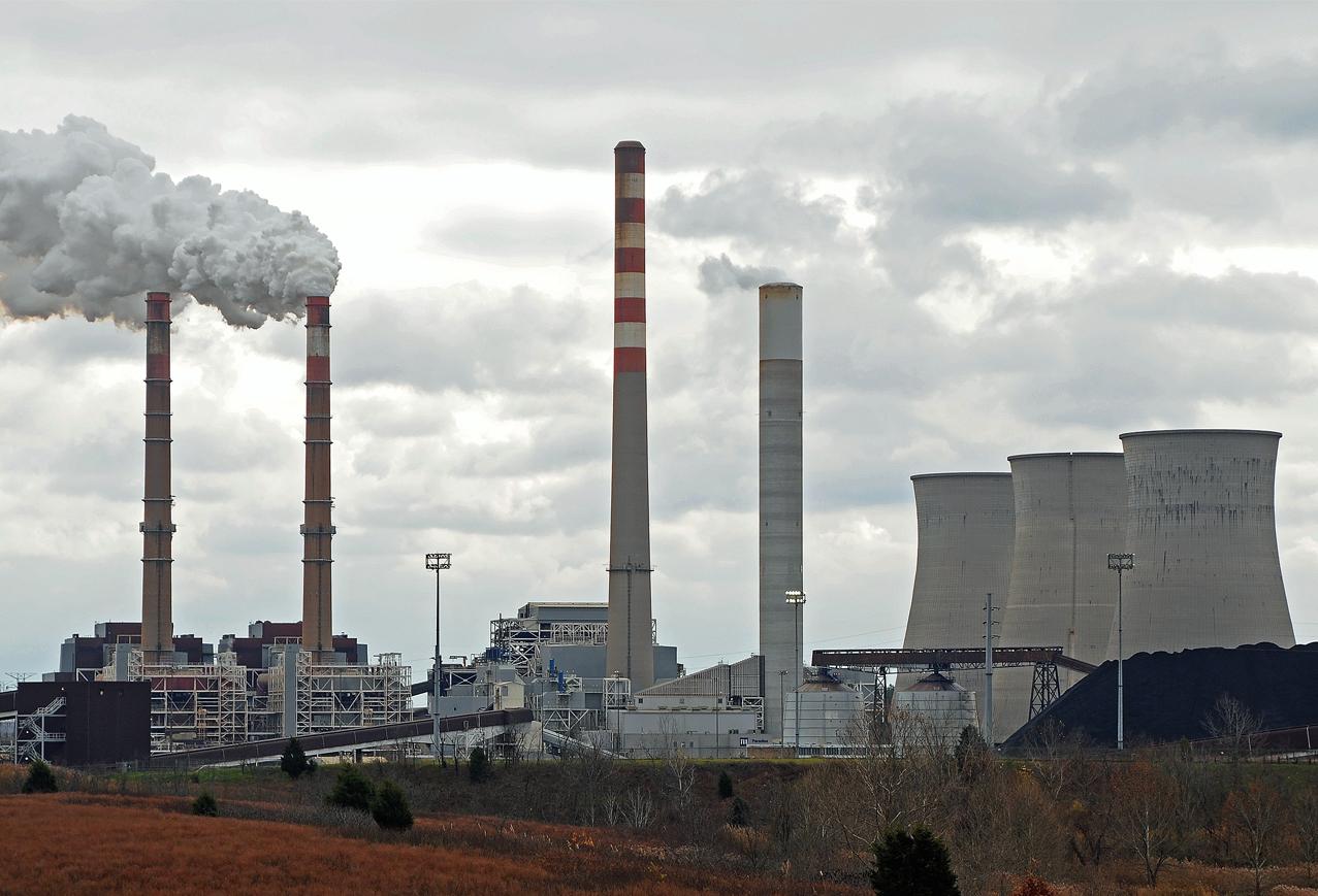 Power stacks in Kentucy