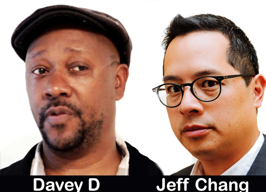 kpfa.org: Davey D & Jeff Chang: Can't Stop Won't Stop: A Hip-Hop History